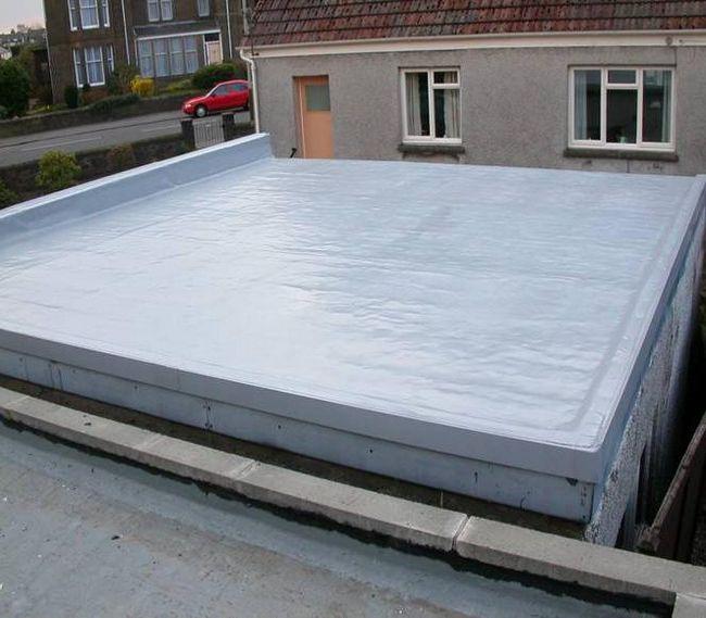 Зачем нужна гидроизоляция крыши?