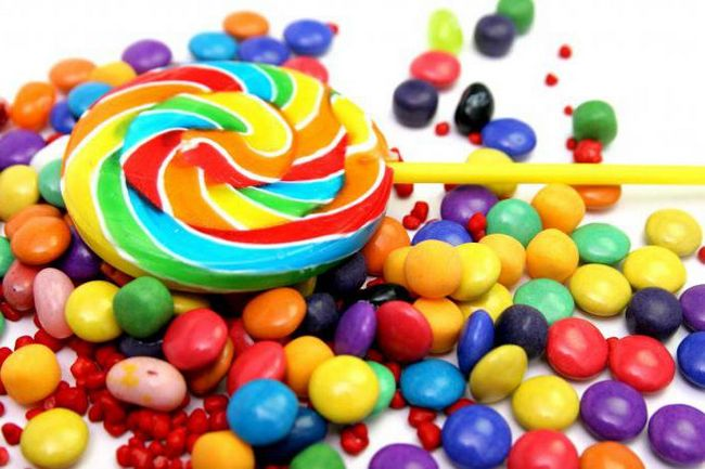 загадка про конфету