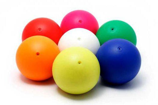 Загадка про мячик для детей