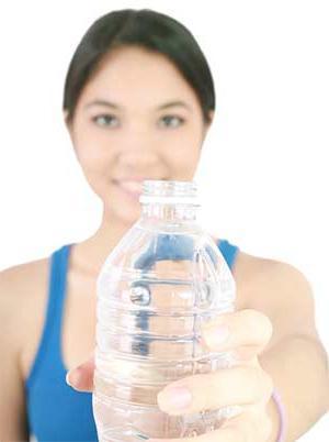 заговор на похудение на воду