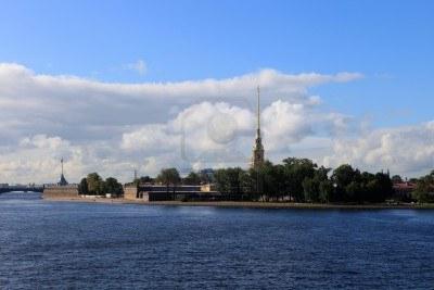 Заячий остров - историческое сердце санкт-петербурга