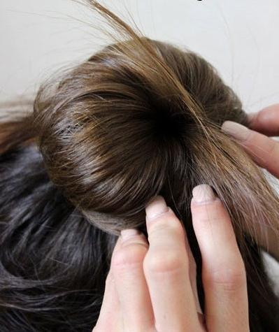 Заколка для волос твистер. Варианты причесок