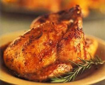 запекаем курицу в мультиварке