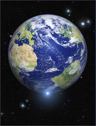 История жизни на земле