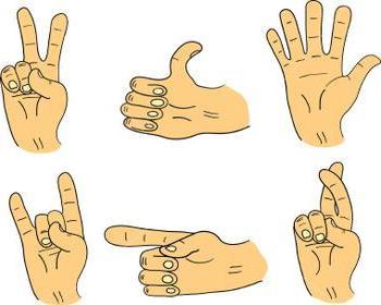 Жесты рук и их значение: как понять, что у собеседника на уме?