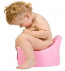 Жидкий стул у ребенка: что делать?