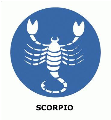 знак зодиака скорпион мужчина
