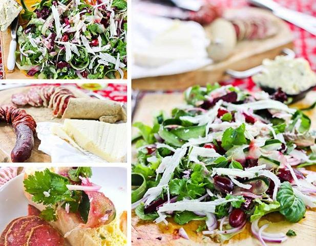 очень вкусные салаты