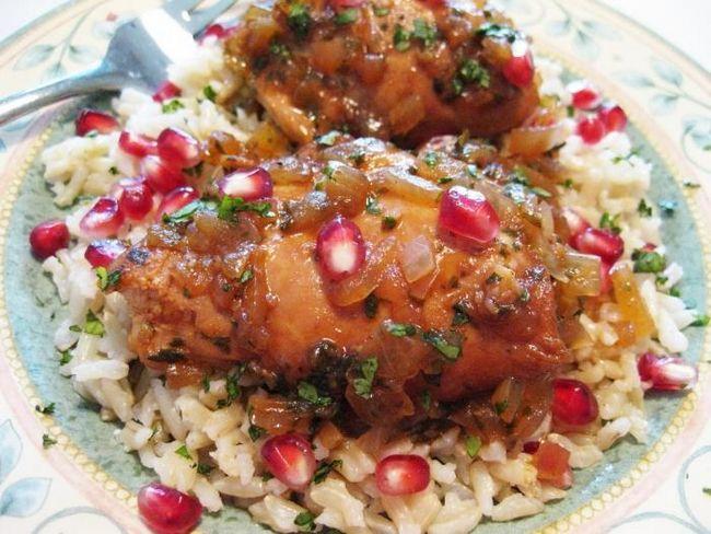 Знаменитые грузинские блюда