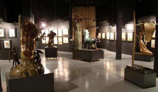 музеи парижа список