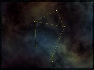 Зодиакальное созвездие весы