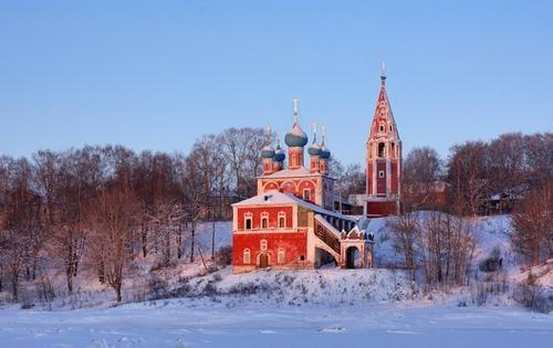 достопримечательности тутаева ярославской области
