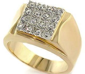 Золотые мужские кольца – эксклюзивные ювелирные украшения