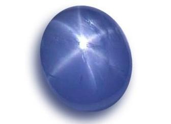 Звездчатый сапфир - волшебно красивый камень