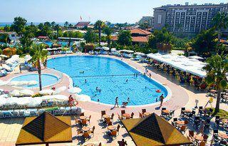 Звездный отель euphoria palm beach: турция ждет гостей